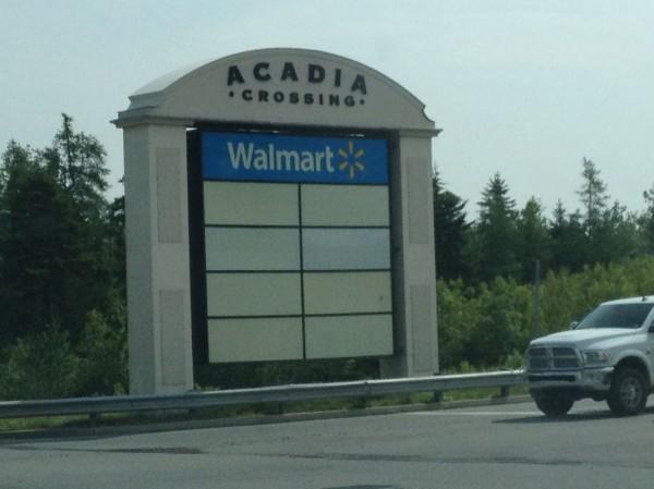 The Walmart Effect