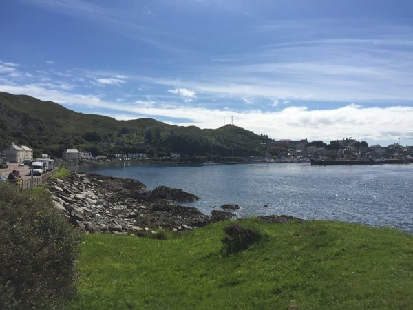 Mallaig: A lovely fishing village