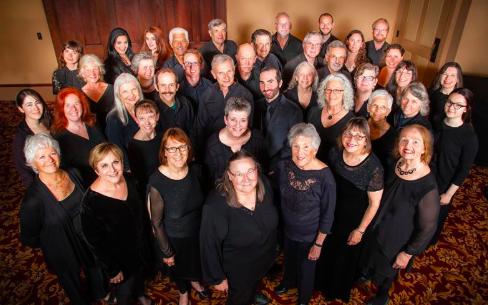 The Eureka Symphony Chorus