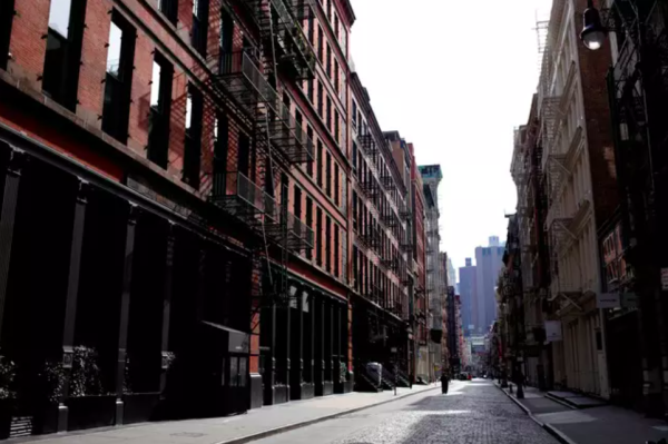 NYC Empty Streets